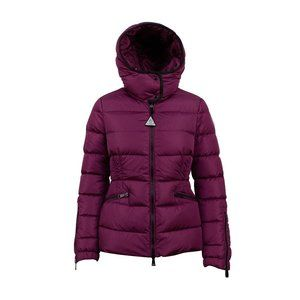 MONCLER  'Betula' Down Quilted Puffer Coat 00